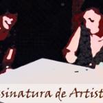 PROJETO: Assinatura de Artista
